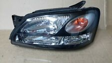SUBARU OUTBACK / LIBERTY 2001 TO 2003 LHF HEAD LIGHT