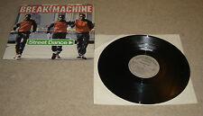"Break Machine Street Dance 12"" Single A1 B1 Pressing - EX"