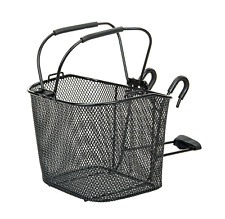 REX Front Mesh Basket With Hook and Handle, Small
