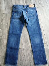 Levis Mens 501 Slim Fit Jeans