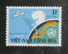 TIMBRES THEME COSMOS / SPATIAL : VIET-NAM TIMBRE SUR LE THEME SATELLITE** NEUF
