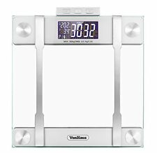 NEW Body Fat Weight Scale Body Composition Analyse BIA Measure Muscle Hydration