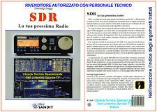 RADIO SOFTWARE RADIOAMATORI SDR SOFTWARE DEFINED RADIO DIGITALE RICEVITORE
