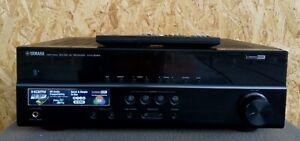 Yamaha HTR-2064 * HDMI 5.1 AV Receiver schwarz HDMI ARC USB 3D Heimkino