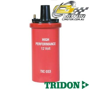 TRIDON IGNITION COIL FOR Volvo 164 01/69-12/75, 6, 3.0L