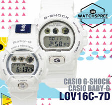 Casio G-Shock & Baby-G G Presents Lover's collection 20th Anniversary LOV16C-7D