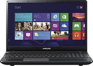 Samsung Laptop Computer NP300E5C-A07US Intel Core i3-2370M dual-core processor