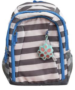 CRCKT Striped school backpack for Kids