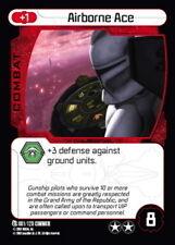 Star Wars Pocketmodel 2x Airborne Ace #001