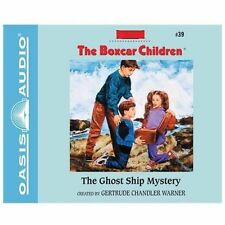 The Ghost Ship Mystery (The Boxcar Children Mysteries), Warner, Gertrude Chandle