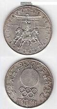 Olympiade Tokyo 1964 Feinsilbermed. ca. 29,79 g ca. 45 mm guter Zustand (cc23)