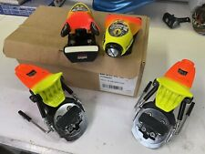 Look Pivot 18 GW 95mm Brake Ski Bindings Freeride Freestyle