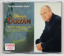 Phil Collins CD You'll Be In My Heart - 1-track promo - 0100735DNYP