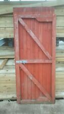 WOODEN GARDEN GATE, SEE PICTURES Collect from Coventry Can deliver