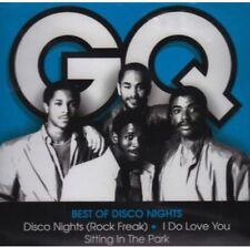 GQ - Best of Disco Nights [New CD]