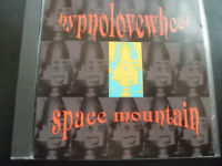 HYPNOLOVEWHEEL   -   SPACE  MOUNTAIN  ,   CD   1991  , INDIE   ROCK