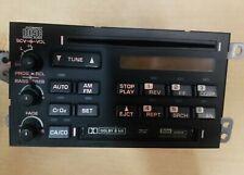 1994 1995 1996 94 95 96 Chevy Corvette Radio CD Cassette Player Radio 16172721