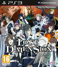 Lost Dimension (Playstation 3) NEW & Sealed - Despatched from UK