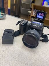 Sony Cyber-shot DSC-R1 10.3MP Digital Camera - Black