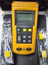 Thermocouple J K T E N R S B Process Calibrator Simulator Meter Tester 714