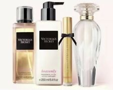 Victoria's Secret HEAVENLY Eau de Parfum~1.7 fl. oz, Rollerball, Mist + Lotion