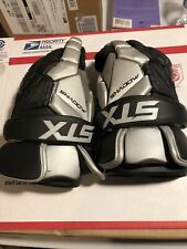 STX Shadow lacrosse gloves Size Small Read Description
