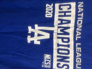 Los Angeles Dodgers Fanatics Branded 2020 World Series Champions Milestone shirt