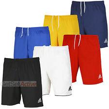 adidas Mens Parma II climalite Sports Football Wicking Running Training Shorts