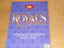 The Royals Trivia Board Game New And Sealed