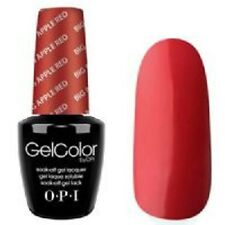 Gel color OPI - Big apple red