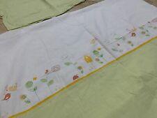 Kinderbettwäsche 135 x100 m, Kissen: 60x40 cm, neuwertig!! mit Reissverschluss!