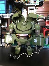 Transformers Animated Voyager Class Bulkhead (complete)
