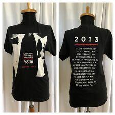 Justin Timberlake Jay Z Legends of the Summer Stadium Tour 2013 Concert Shirt M