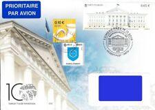 Estonia 2019 (26) Estonia's National University 100 (addressed FDC)