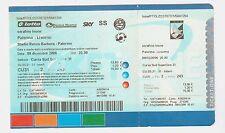54282 Biglietto stadio - Palermo Livorno - 2006/2007