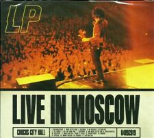 LP - Live In Moscow ( Sealed / Folia )   [ Polish release ]