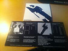 "Conrad Schnitzler ""Control"" JAPAN MINI-LP cd CTCD-638"