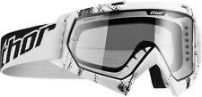 Thor Enemy Youth Goggles Web White MX Motocross Off-Road Enduro Quad MTB SKI