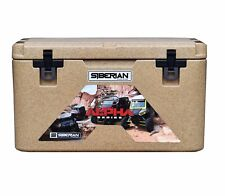 Siberian Coolers Alpha Pro Series 85 quart Sahara Tan with FREE Accessories
