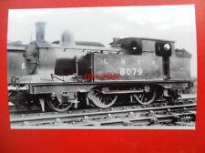 PHOTO  LNER LOCO 8079 JAMES HOLDEN F3 (GER CLASS C32) 2-4-2T