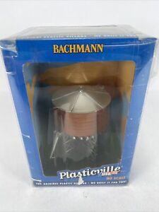 Bachmann Plasticville Water Tower Built HO 45008