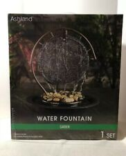 Water Fountain By Ashland Garden Indoor Tabletop Electric - 1 Set