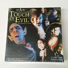 A Touch of Evil The Supernatural Game Board Game - Factory Sealed