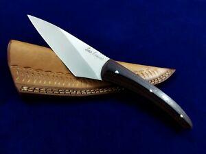 """9.6"""" SEO Handmade Full Tang 1095 Carbon Steel Japanese Carving Blade EDC Knife"""