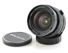 Soligor 24mm F2.5 veloce apertura ampia lente per Contax/Yashica Mount Telecamere