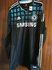Chelsea player issue away shirt. Long sleeves