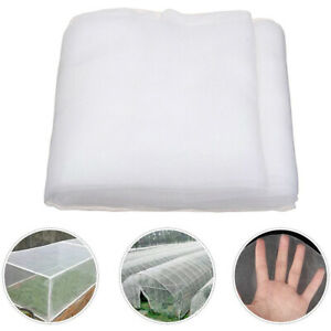 Garden Bug Netting Insect Barrier Anti Bird Plant Protective Pest Mesh Barrier