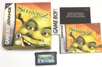 Gameboy Advance Video Game - Used Game - Shrek 2 - Video Game