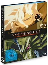 Garo - Vanishing Line - Vol.3 - Episoden 13-18 - Blu-Ray - NEU