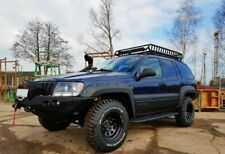 JEEP GRAND CHEROKEE WJ 1999 - 2004 WHEEL ARCH EXTENSIONS - FENDER FLARES